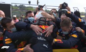 Ферстапенн виграв Гран-Прі Емілії-Романьї