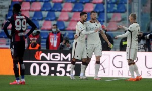 Болонья - Рома 1:5. Огляд матчу
