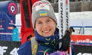 Меркушина здобула срібну нагороду на чемпіонаті Європи