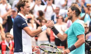 Надаль - Медведєв: онлайн-трансляція фіналу US Open