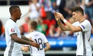Північна Ірландія – Німеччина 0:2. Огляд матчу