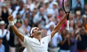 Федерер кваліфікувався на Підсумковий турнір ATP