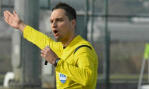 Українські арбітри працюватимуть на матчі відбору на ЧС-2022