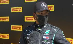 Гамільтон виграв кваліфікацію Гран-прі Великої Британії