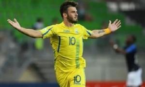 Динамо підписало новий контракт з Булецою