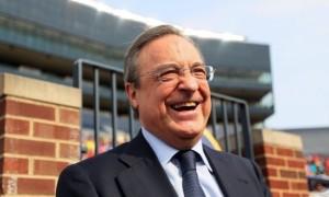 Уболівальники Реала вивісили банери проти Переса