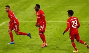 Баварія врятувалася в матчі з Армінією у 21 турі Бундесліги