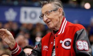 Він був українцем: Помер батько легендарного хокеїста Грецкі