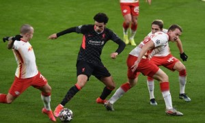 Ліверпуль - Лейпциг: Де дивитися матч 1/8 фіналу Ліги чемпіонів