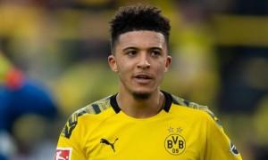 Манчестер Юнайтед вимагає у Боруссії знизити ціну за Санчо