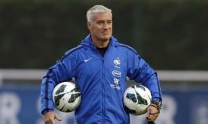 Дешам назвав склад збірної Франції на матч із Україною