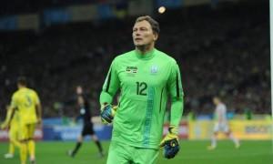 Пятов завершить кар'єру у збірній України після Євро-2020