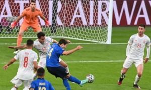 Левченко: Італія грає всі матчі Євро-2020 на найвищому рівні
