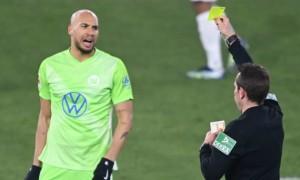 Вольфсбург зіграв внічию з Боруссією у 21 турі Бундесліги