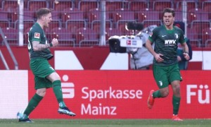 Майнц вдома поступився Аугсбургу у 23 турі Бундесліги