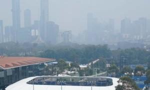 На Australian Open Якупович відмовилася грати через дим від лісових пожеж, призупиненні тренування