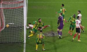 Шеффілд Юнайтед - Вест Бромвіч 2:1. Огляд матчу