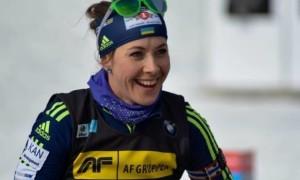 Визначився склад збірної України на жіночий спринт Кубка світу