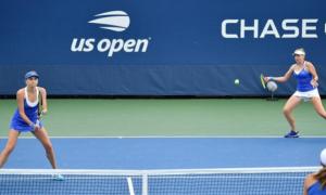 Сестри Кіченок програли на старті US Open