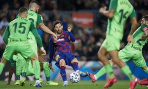 Барселона розібралася із Леганесом у Кубку Іспанії