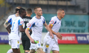Циганков зіграв 100-й матч за Динамо в УПЛ