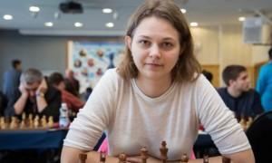 Сестри Музичук здобули перемоги у дев'ятому турі на турнірі претенденток