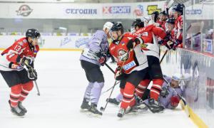 Донбас розгромив Крижаних Вовків у 20 турі УХЛ
