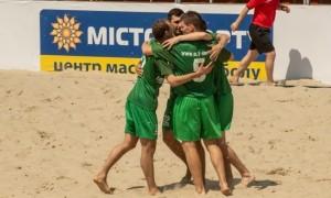 Матчі 4-го туру Вищої ліги з пляжного футболу пройдуть без Євроформату і КМБ