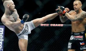 Конор Мак-Грегор - Дастін Пуар'є: онлайн-трансляція бою UFC-257. LIVE
