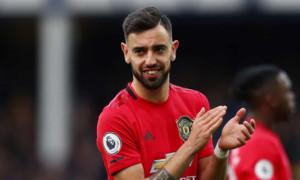 Фернандеш: Я насолоджуюся грою Манчестер Юнайтед