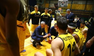Київ-Баскет вдома програв турецькому клубу у Кубку Європи ФІБА