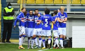 Сампдорія сенсаційно перемогла Рому в 34 турі Серії А