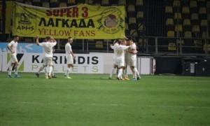 Колос обіграв Аріс у кваліфікації Ліги Європи