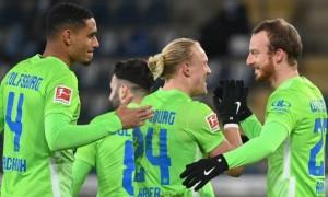 Армінія - Вольфсбург 0:3. Огляд матчу