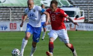 ФК Мінськ поступився Іслочі у 13 турі чемпіонату Білорусі