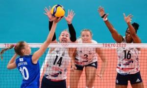 Американки виграли волейбольний олімпійський турнір