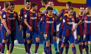 Барселона - Вільярреал 4:0. Огляд матчу