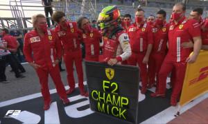 Мік Шумахер виграв Формулу-2