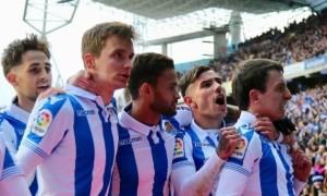 Реал Сосьєдад у результативному матчі переграв Осасуну у 18 турі Ла-Ліги