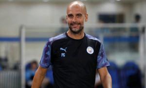 Гвардіола пообіцяв гравцям залишитися у Манчестер Сіті