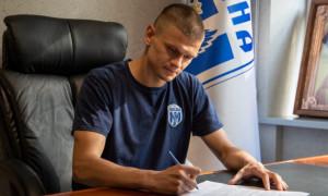 Десна підписала колишнього захисника Олімпіка