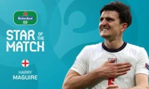 Визначився найкращий гравець матчу Англія - Німеччина