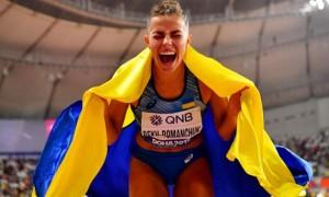 Бех-Романчук: Я дуже щаслива виграти медаль