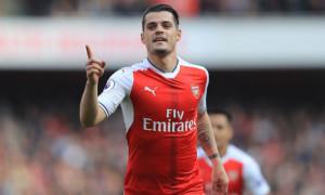 Джака підпише покращений контракт з Арсеналом