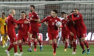 Греція - Грузія 1:1. Огляд матчу