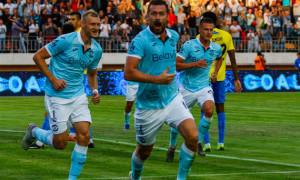 Динамо зіграє з командою Мілевського