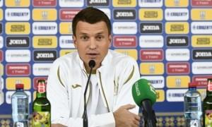 Ротань отримає час на створення нової команди – Павелко