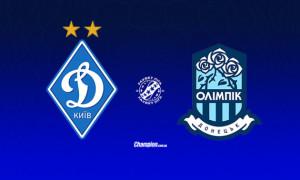 Динамо - Олімпік: онлайн-трансляція матчу 14 туру УПЛ. LIVE