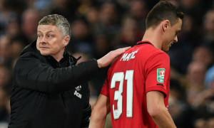 Манчестер Юнайтед визначиться з майбутнім Матича в кінці сезону