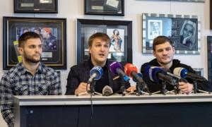 Берінчик та Митрофанов проведуть свої бої 20 квітня. ФОТОРЕПОРТАЖ Klitschko Expo